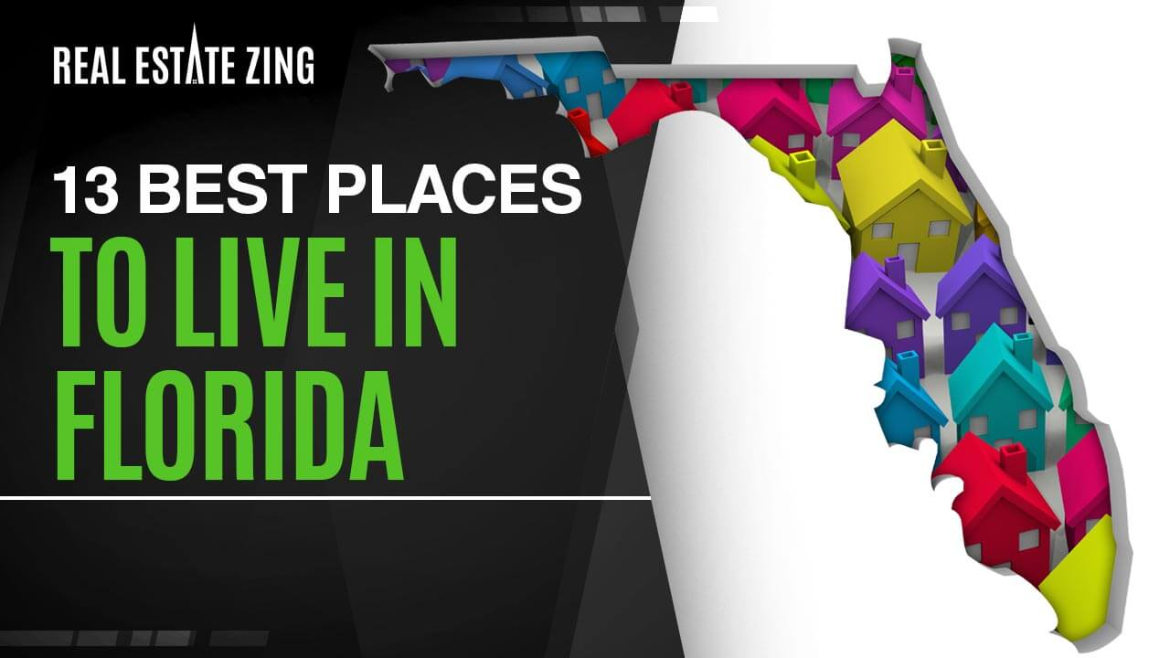 13 Best Places To Live In Florida: Top Cities People Love!