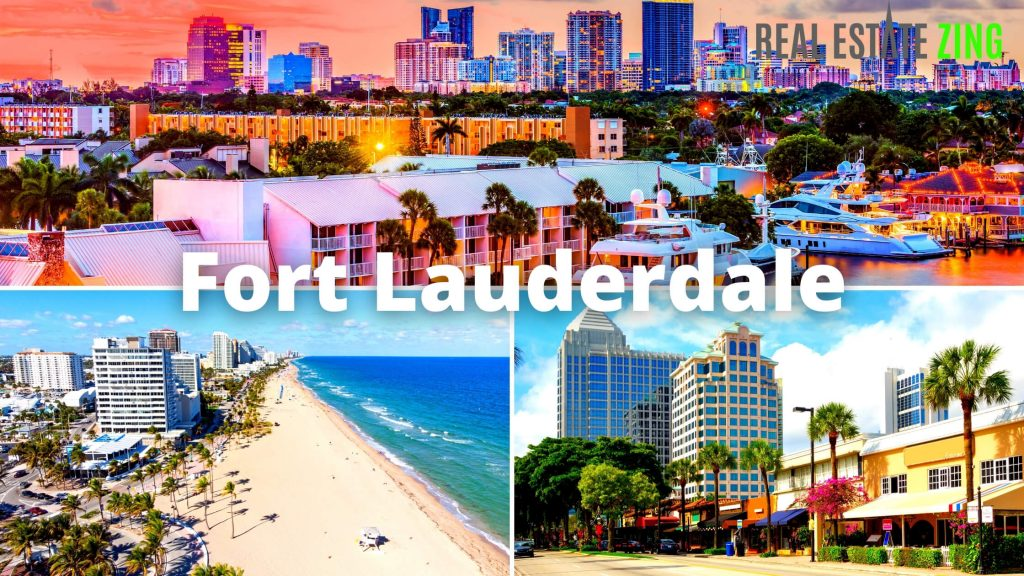 fort lauderdale best place to live in FL