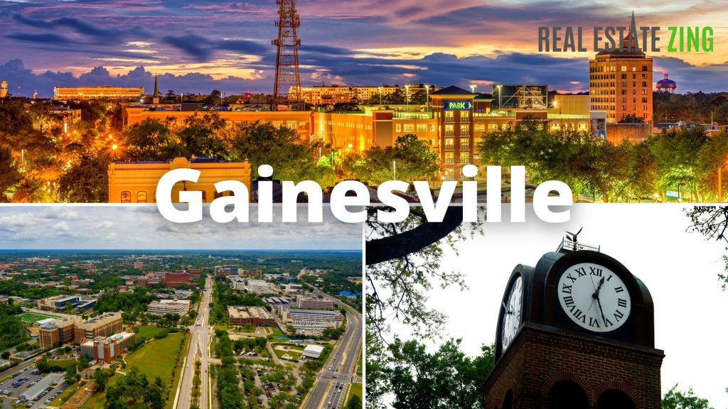 Gainesville a best place to live in florida